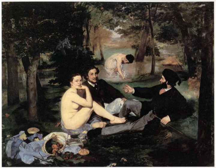 edouard-manet-le-dejeuner-sur-lherbe-1863